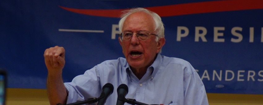 Juist arme kiezersgroepen negeren Bernie Sanders