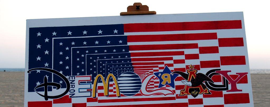 Democratie - Flickr CC-licentie Vielle Miettinen