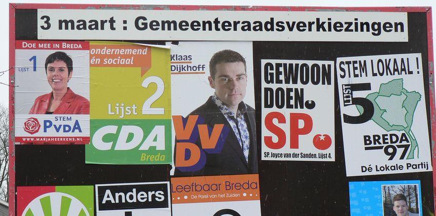 Geen extra investeringen in opkomstbevordering gemeenteraadsverkiezingen
